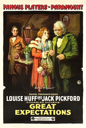 Great Expectations (1917 film) - Theatrical release poster