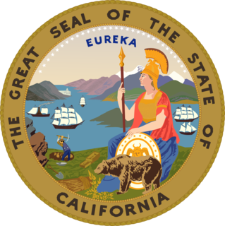 Great Seal of California Official government emblem of the United States state of California
