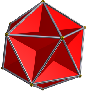Faceting - Image: Great dodecahedron