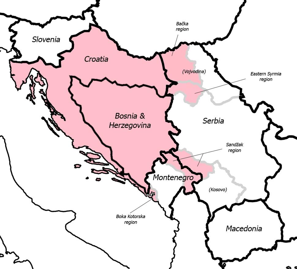 Greater Croatia 01