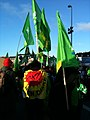 Greens at the climate summit demo (4181433529).jpg