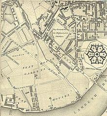 Pimlico London Map.Pimlico Wikipedia