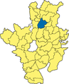 Griesstätt - Lage im Landkreis.png