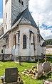 Griffen Untergreutschach 5 Pfarrkirche hl. Martin Chorschluss 26052017 8764.jpg