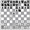 Großes Schach 10x10 1-abgelehntes Damengambit ohne Rahmen 2 Pixel groß.png