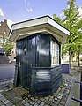 Groningen - brugwachtershuisje Turfsingel (3).jpg