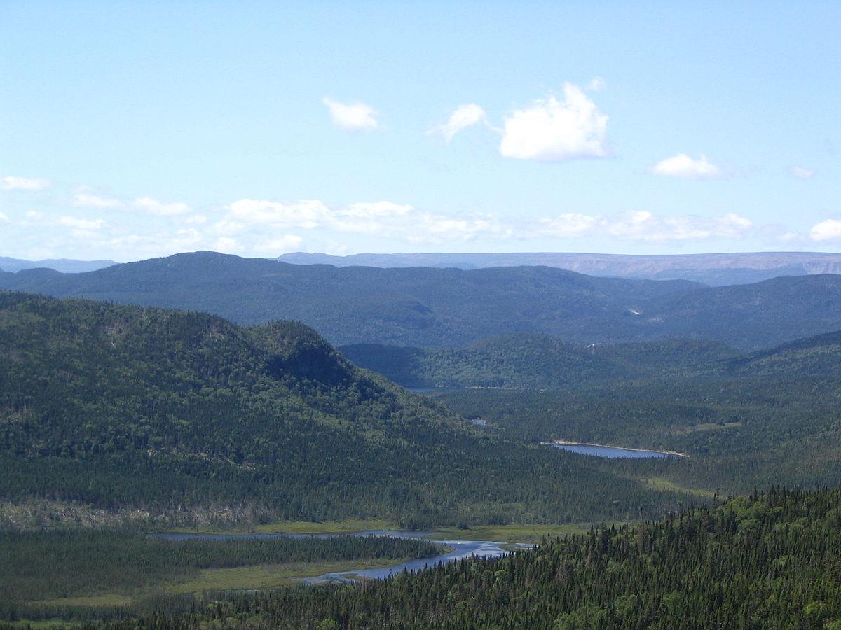 parco nazionale del gros morne wikipedia