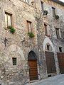 "Gubbio -""the door of the dead"" - panoramio.jpg"