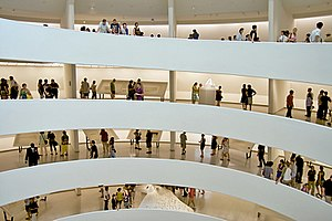 Guggenheim family - Solomon R. Guggenheim Museum, 5th Avenue, Manhattan