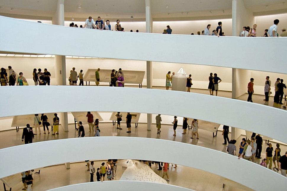 Guggenheim flw show