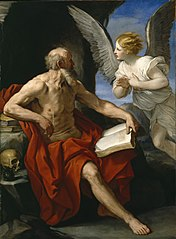 The Angel Appearing to St. Jerome