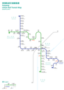 Guiyang Urban Rail Transit Map TC