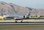 Gulfstream Aerospace G-V-SP Gulfstream G550 N870CM (cn 5076) (5505207530).jpg