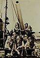 Gun crew of USS Ward (DD 139) who fired first shots against Japanese, WWII (23811260576).jpg