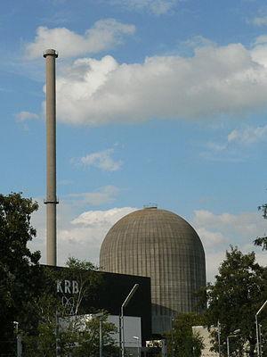 Gundremmingen Nuclear Power Plant - The damaged Unit A