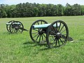 Guns of Captain Goodspeed's Battery A 1st Ohio Light Infantry at Chickamauga.jpg