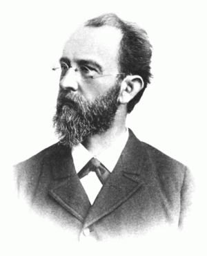 Bad Köstritz - Gustav von Hüfner