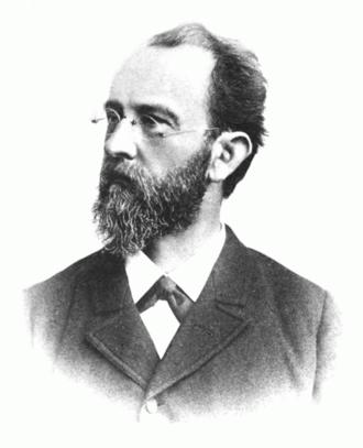 Gustav von Hüfner - Gustav von Hüfner