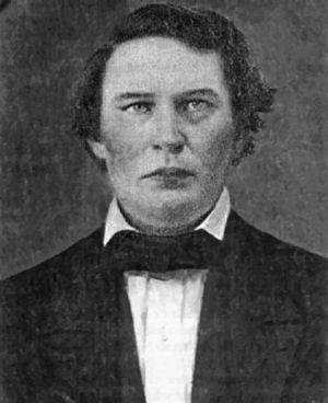 George W. Johnson (governor) - Image: Gwjohnson ky
