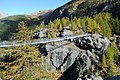 Hängebrücke Zermatt - Gletscherschlucht - SkyPromenade.com - panoramio.jpg