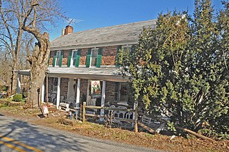 National Register of Historic Places listings in York County, Pennsylvania - Image: HENRY AND ELIZABETH BERKHEIMER FARM, YORK COUNTY, PA