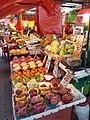 HK Kln 九龍城 Kowloon City 土瓜灣 To Kwa Wan 馬頭角道 Ma Tau Kok Road near 炮杖街 Pau Chung Street outdoor wet food market June 2020 SS2 02.jpg