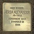 HL-121 Herta Alexander (1916).jpg