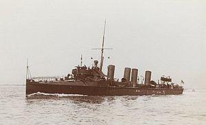 HMS Arab