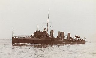 HMS <i>Arab</i> (1901) British Royal Navy warship