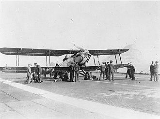 750 Naval Air Squadron - Fairey IIID