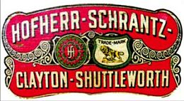 A HSCS első logója 1912-től