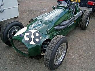 Hersham and Walton Motors - A 1952 HWM Formula Two car