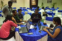 Hackathon - Wiki Conference India - CGC - Mohali 2016-08-05 7168.JPG