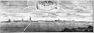 Hafnia Hodierna - View of Copenhagen