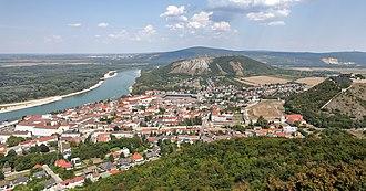 Hainburg an der Donau - Image: Hainburg an der Donau (1)