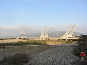 Hakka Bridge in Miaoli, Taiwan.JPG