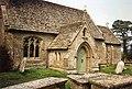 Halstock, churchyard - geograph.org.uk - 84898.jpg