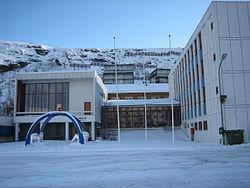 Hammerfest rådhus