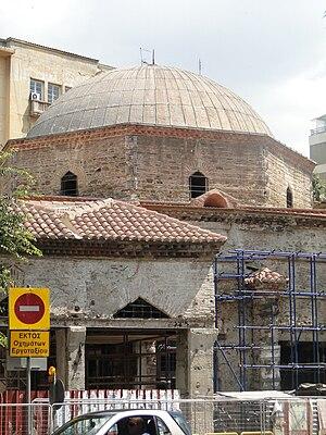 Hamza Bey Mosque - The Mosque