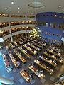 Handelshögskolan, Göteborg, läsesalen 6.JPG