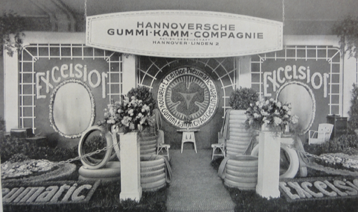Hanno Excelsior Automobilausstellung 1911