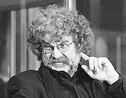 Hans-Dieter Schütt (2005) by Guenter Prust