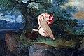Hans bol, pesaggio immaginario con san giovbanni a patmos, 1564, 02.jpg