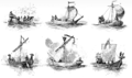 Hansa ships of the XIVth and XVth centuries.png