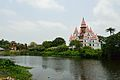 Hanseswari Mandir - North-east View - Bansberia Royal Estate - Hooghly - 2013-05-19 7541.JPG