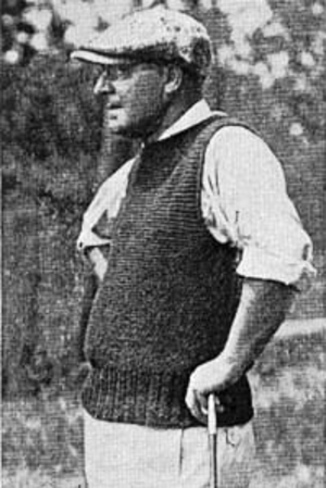 Harry Hampton (golfer) - Image: Harry Hampton