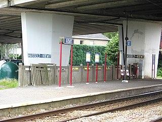 Kiewit railway station railway station in Belgium