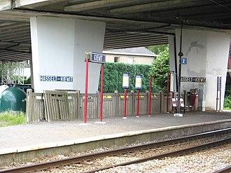 Kiewit - Kiewit train station