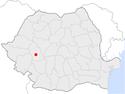 Hateg in Romania.png