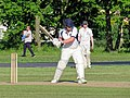 Hatfield Heath CC v. Netteswell CC on Hatfield Heath village green, Essex, England 56.jpg
